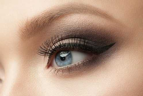 Save Eyeliner for Special Occasions