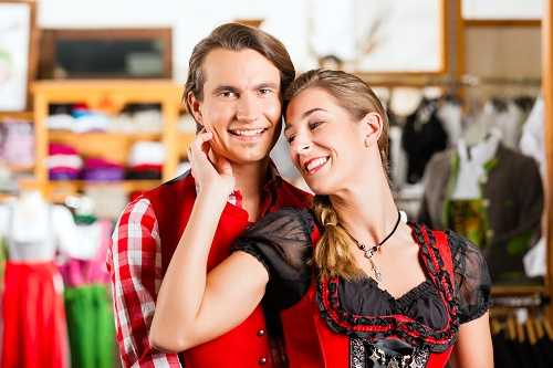Visit a Costume Shop