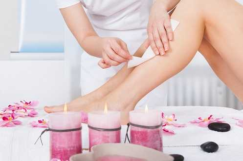 Waxing is faster than shaving