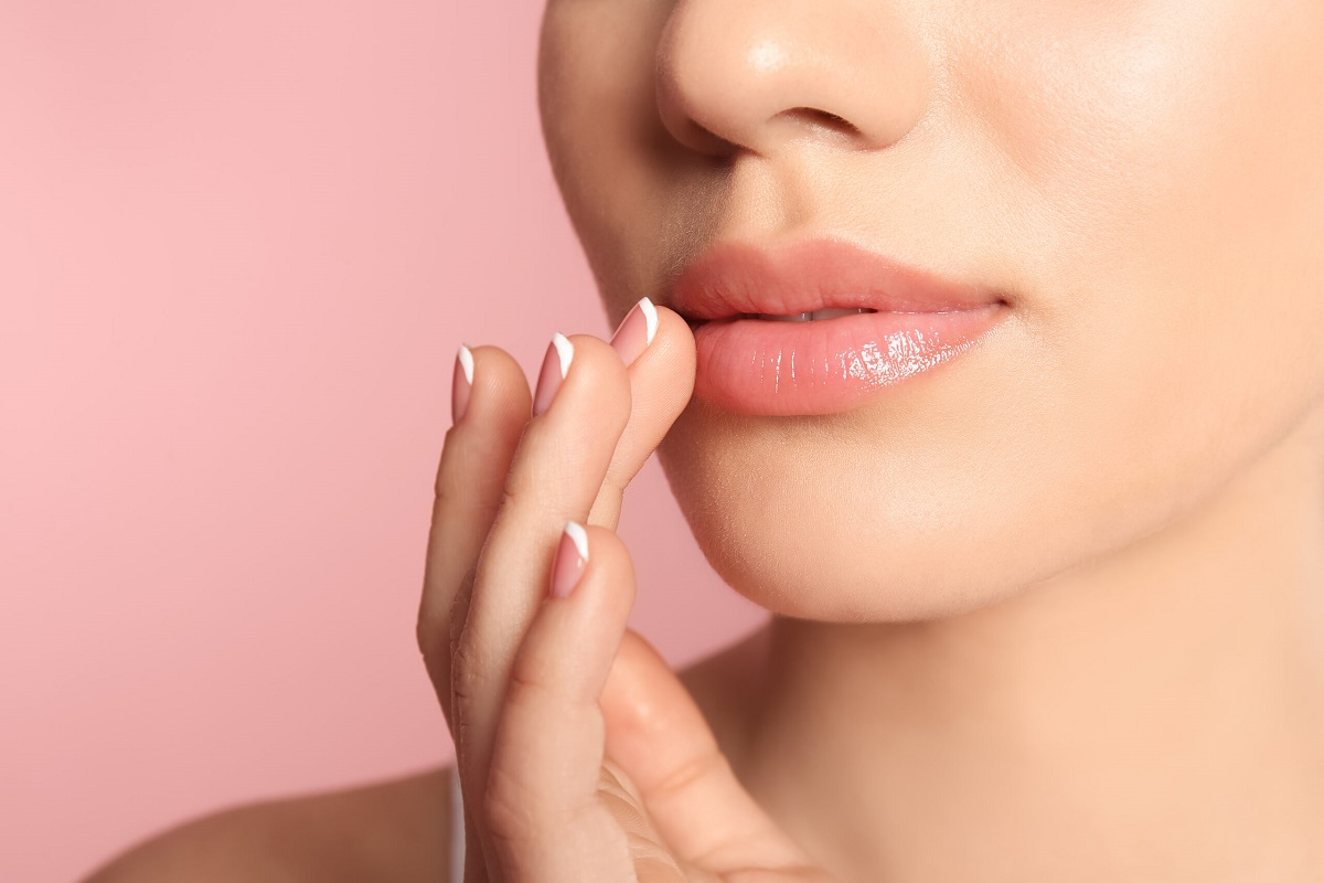 10 Simple Steps to Rosy Pink Lips