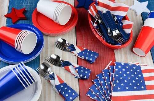 8 Brilliant Fourth of July Party Decor Ideas