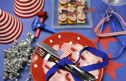 Magnificent Fourth of July Party Decor Ideas