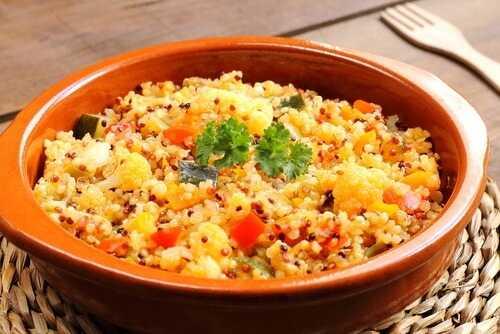 Quinoa Rice Pilafs
