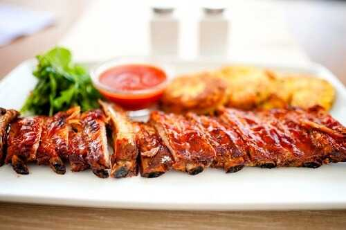 Spicy Sweet Baby Back Ribs