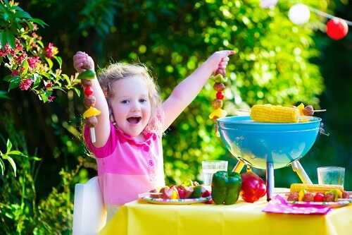 Summer Party Food Ideas Kids Will Love