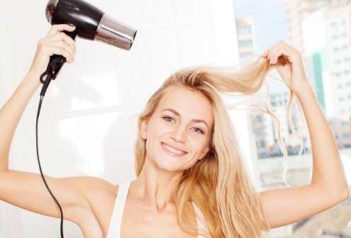 Blow Dryer or Hair Dryer