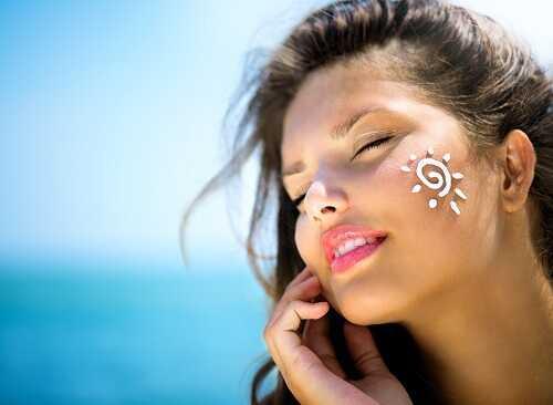 Sunscreens Cause Acne