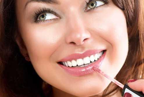 Test Your Lipstick Color