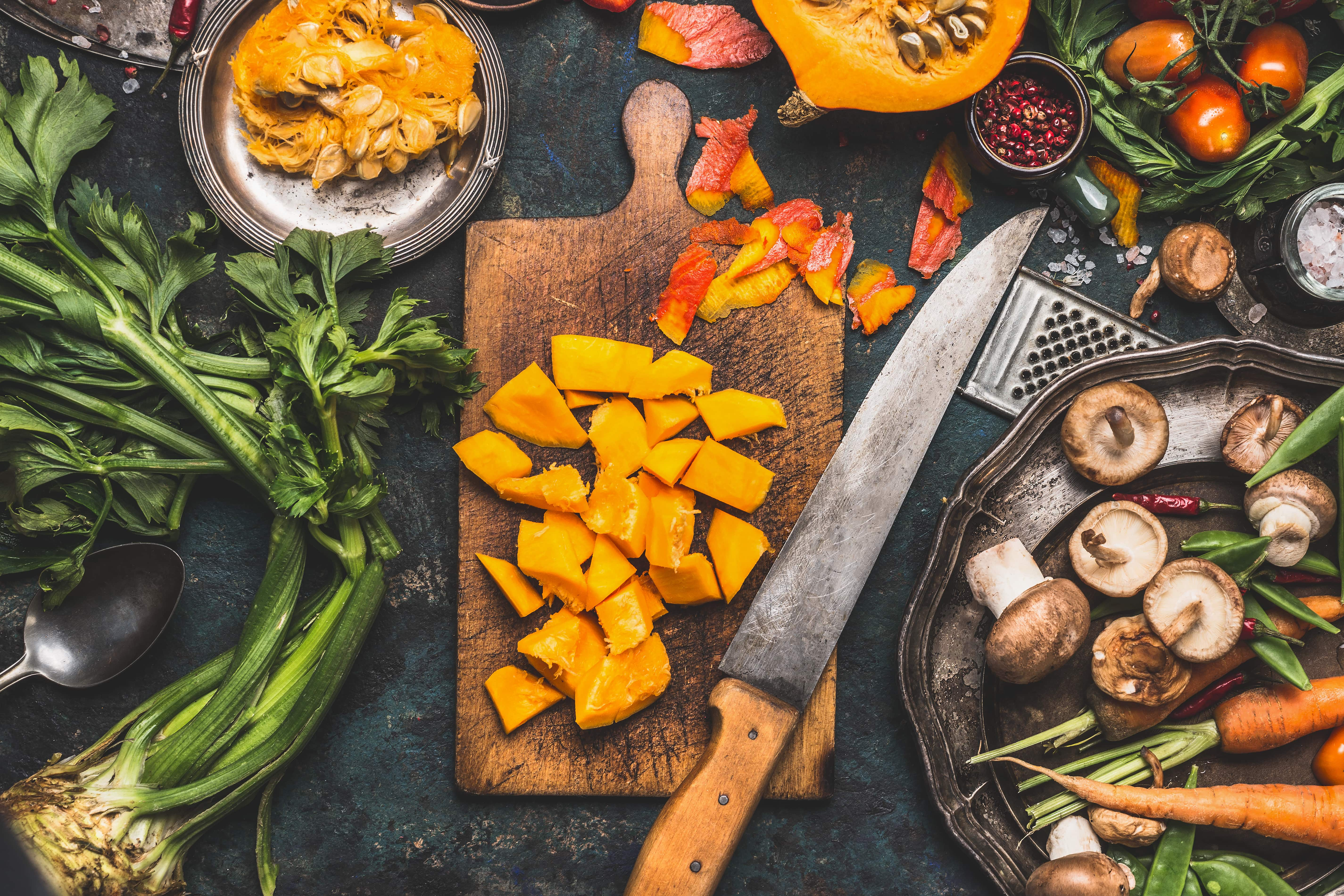Happy and Healthy Living: How I Eat Healthier This Fall Season