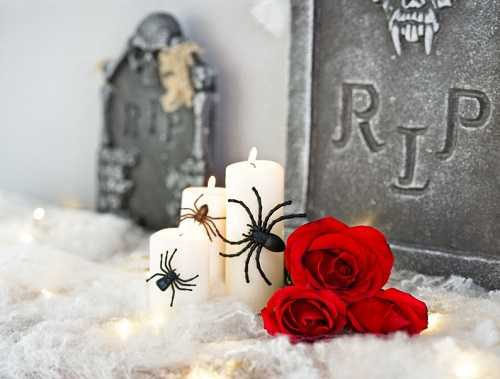 A Graveyard to Die for