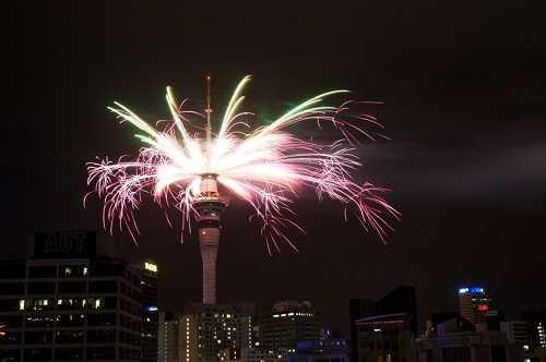 Celebrate New Years around the world