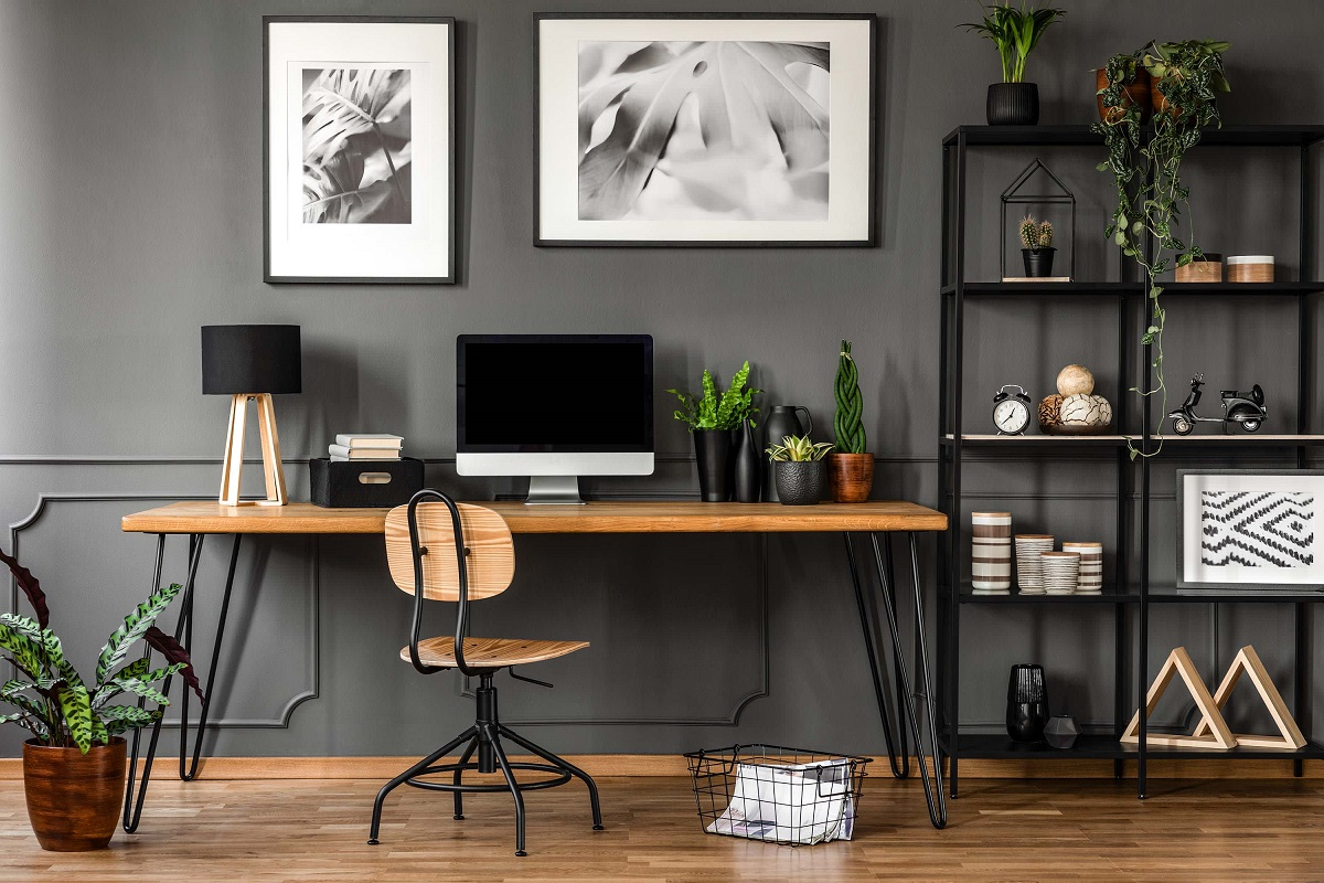 8 Home Office Decorating Tips