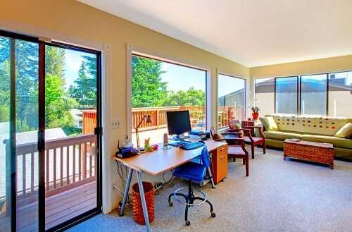 Home office decorating tips Interior Design Office Nook Lifestyle Home Office Decorating Tips