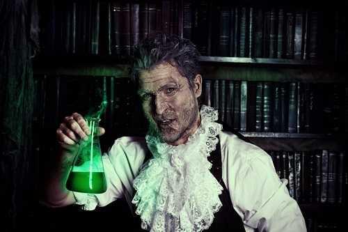 Mad Scientist Lab