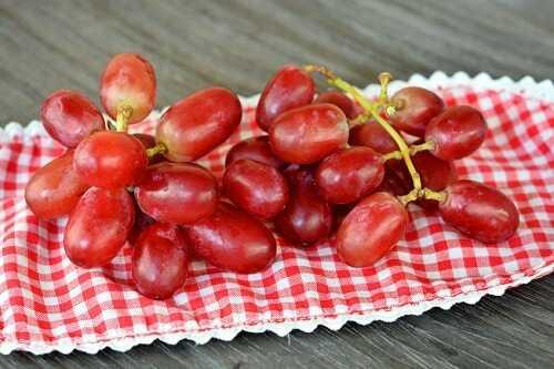 Synchronized grape eating