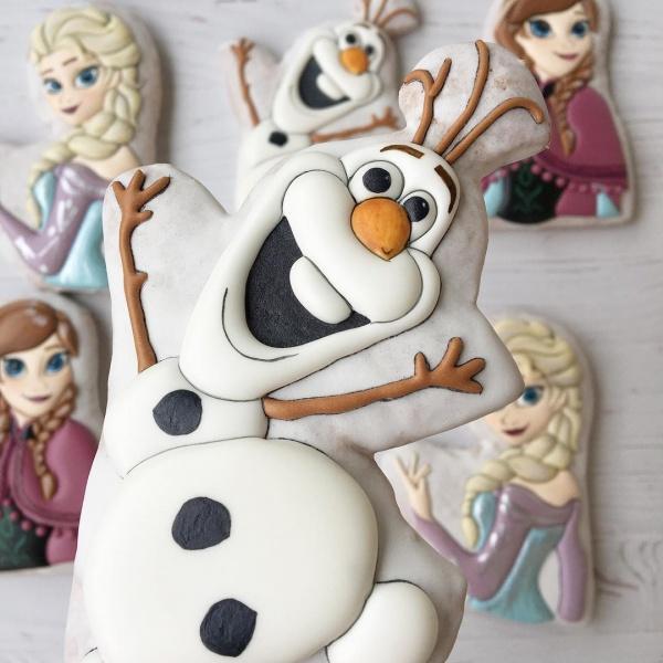 10 Fabulous Winter-Themed Party Ideas Frozen Olaf