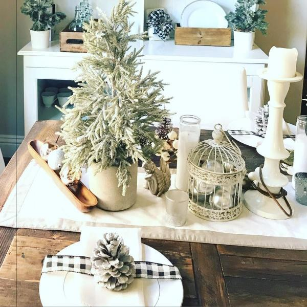 10 Fabulous Winter-Themed Party Ideas Merry, Bright, and White