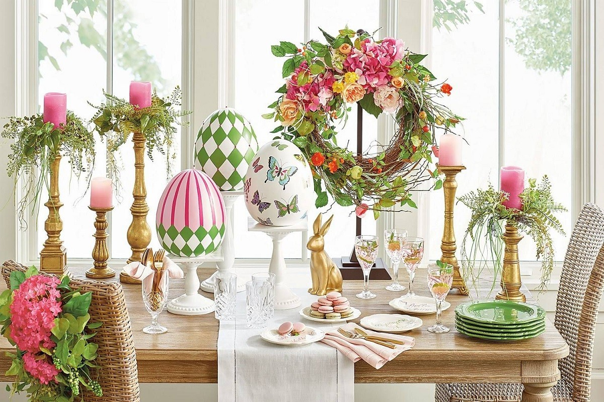 9 Easy and Budget-Friendly Easter Decoration Ideas