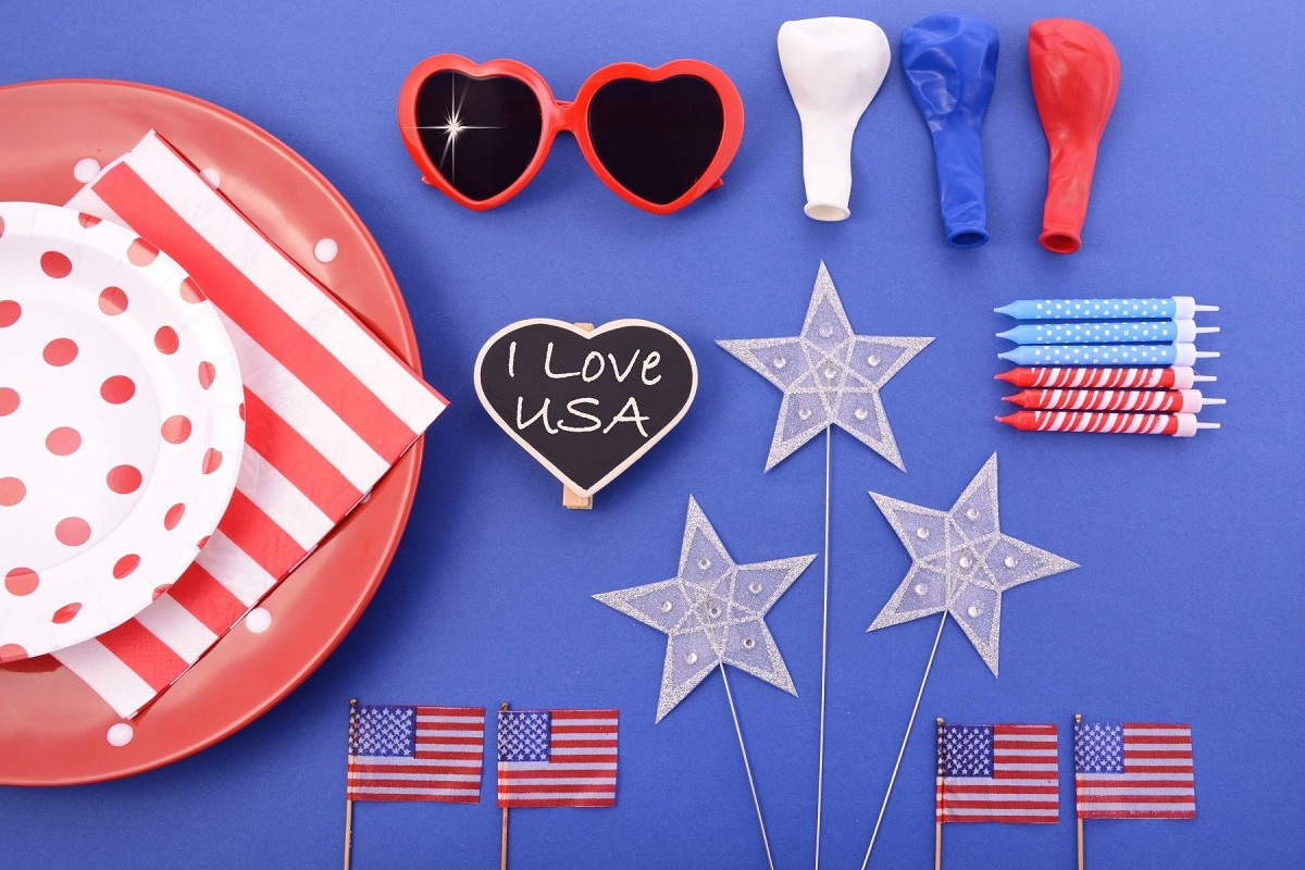 8 Brilliant Fourth of July Party Decor Ideas