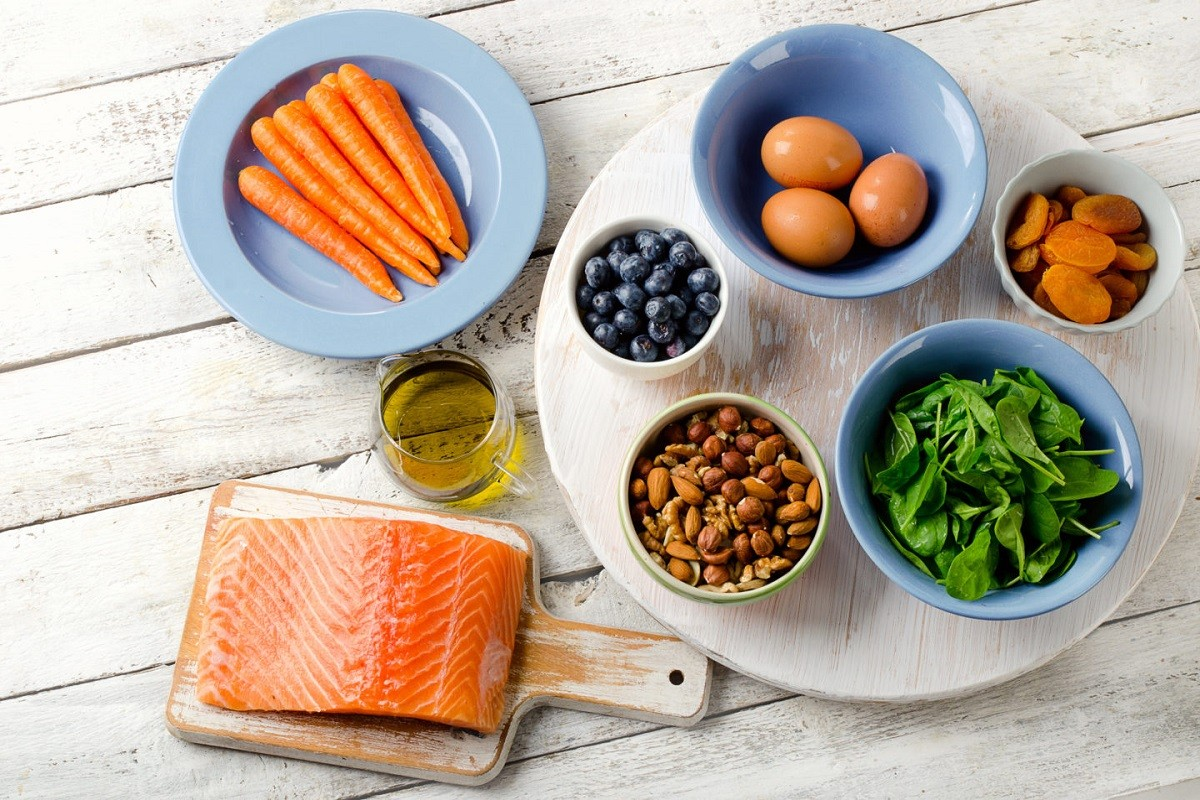 The Eye Care Diet: 12 Foods to Eat for Healthy Eyes