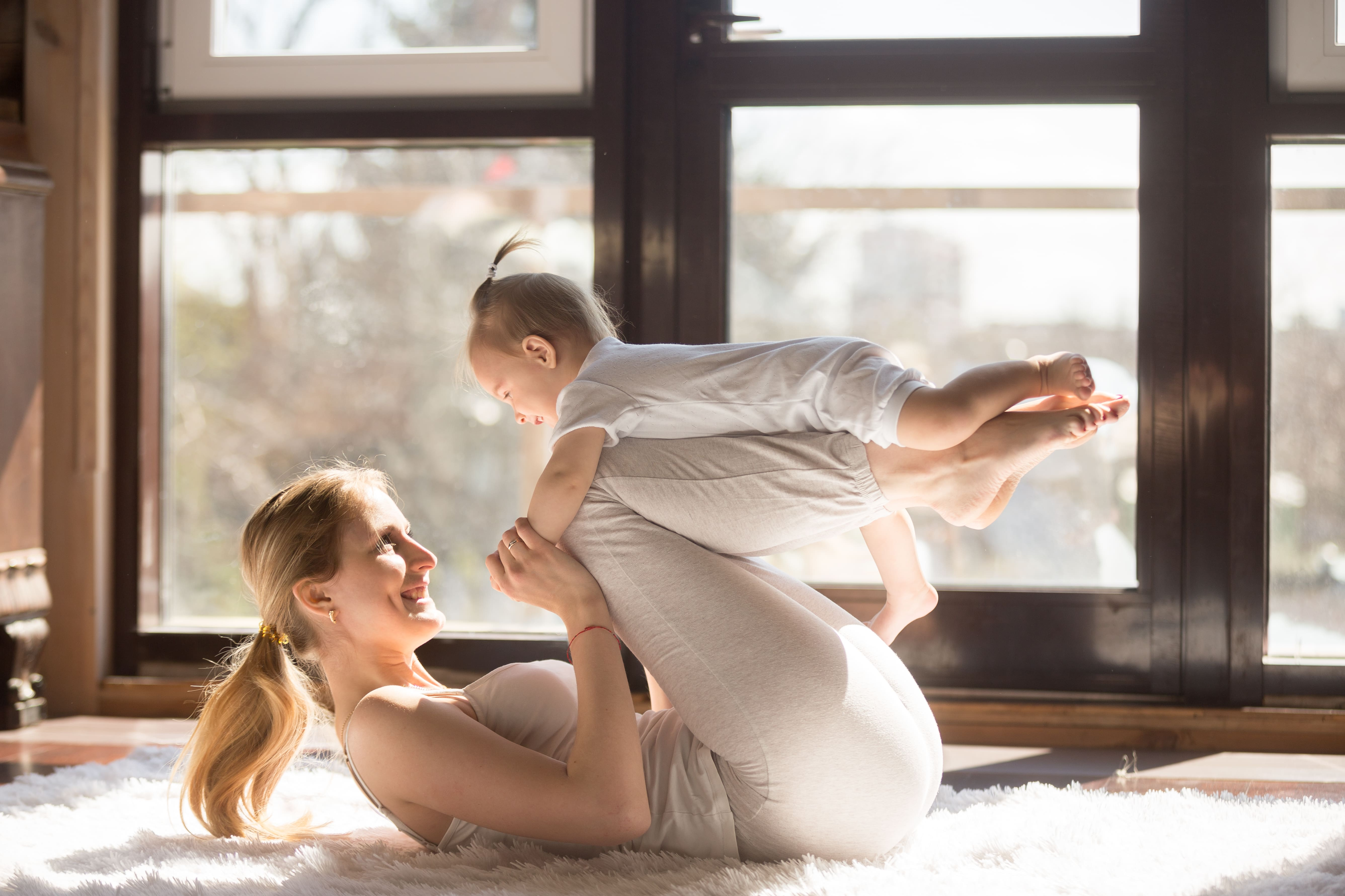 7 Fitness Tips for Super Busy Moms