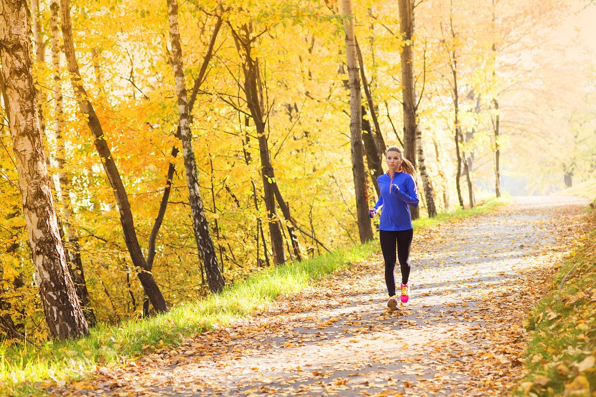 It's a Running Season: Why Fall Is Perfect for Runners