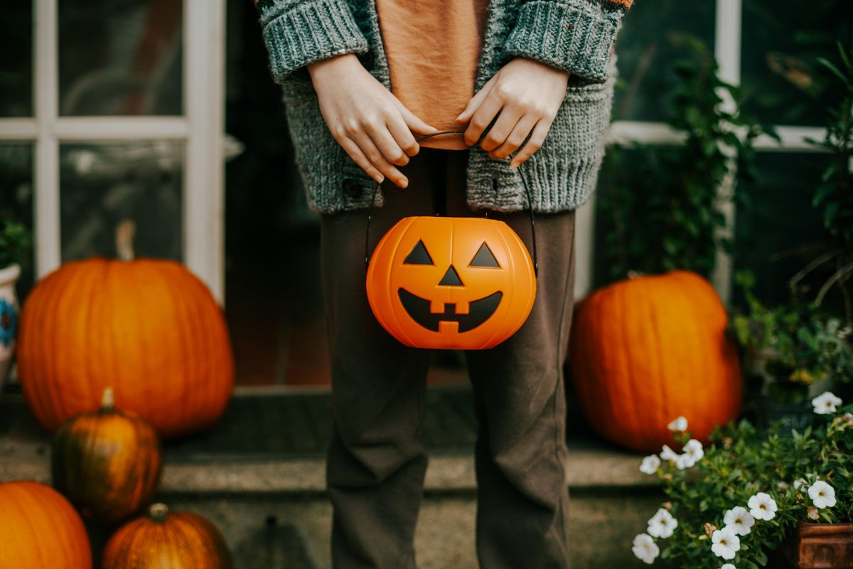 My Patience Is Wearing Thin: Why I Can't Wait for Halloween