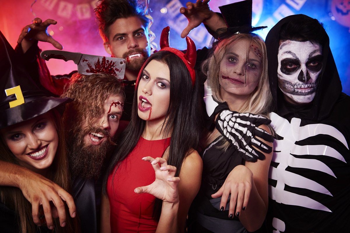 7 Fun Halloween Party Activities for Teens and Adults