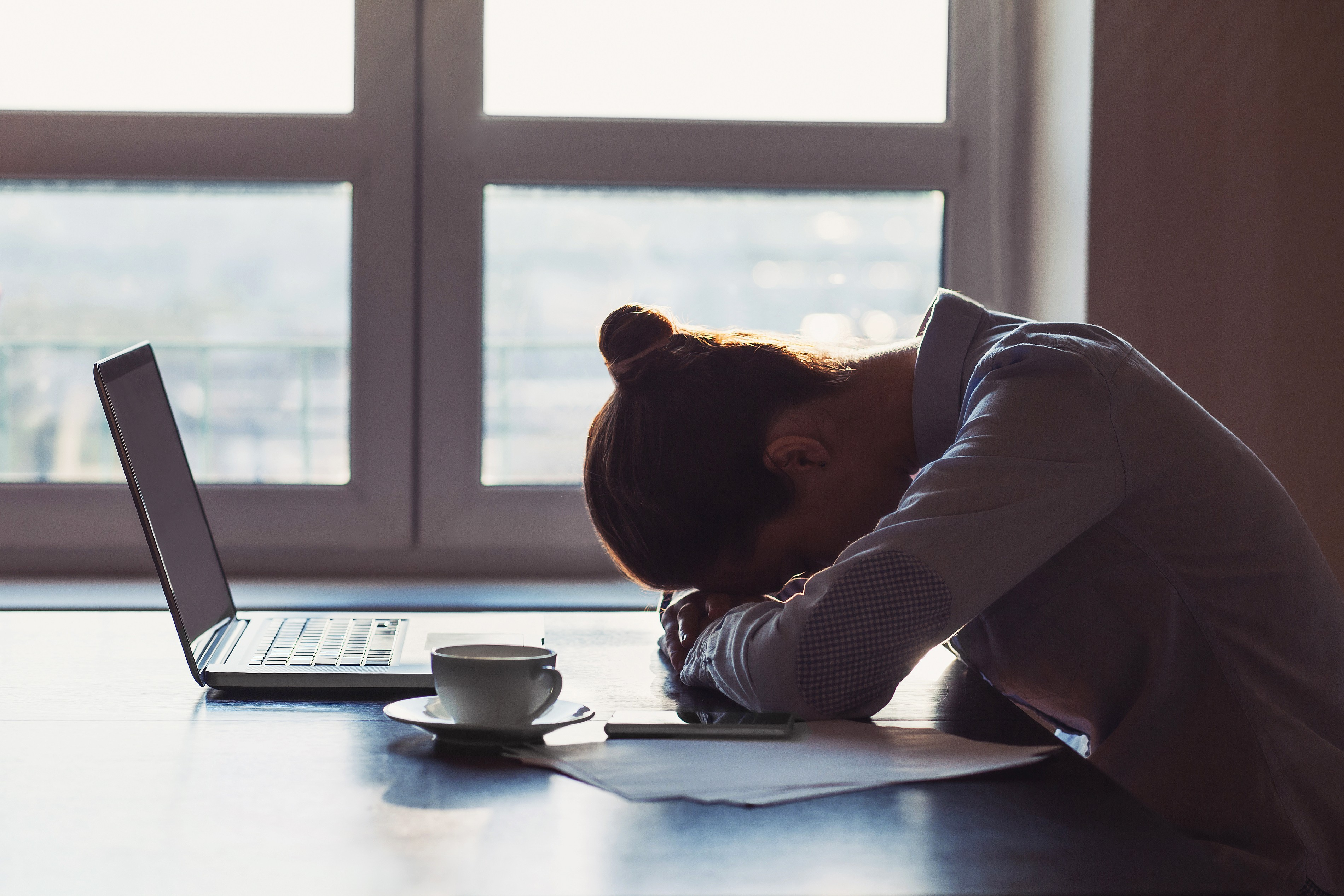 It Won't Last Forever: How to Combat Fall Stress at Work Today