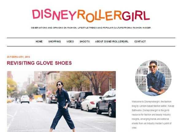 Disney Roller Girl
