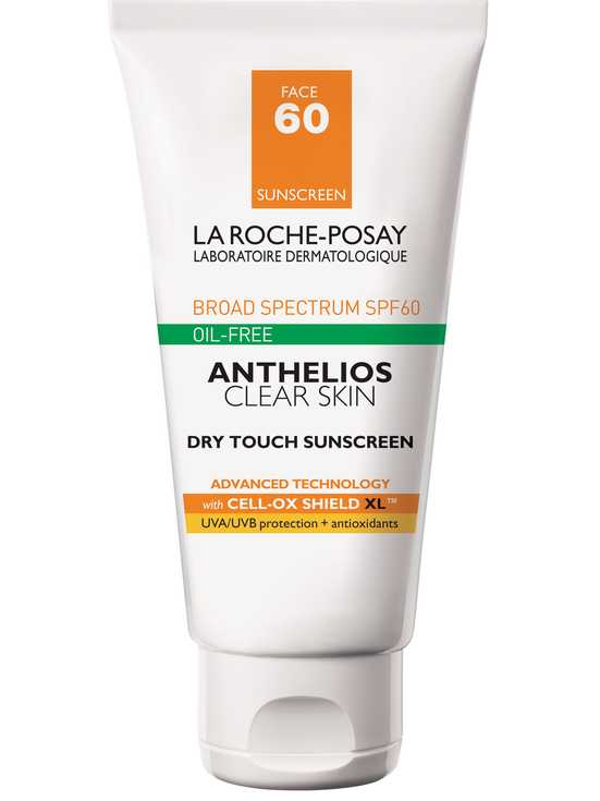 La Roche-Posay Anthelios Clear Skin Dry Touch Sunscreen