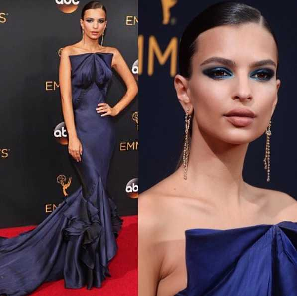 The Biggest Makeup and Hair Trends from the 2016 Emmy Awards