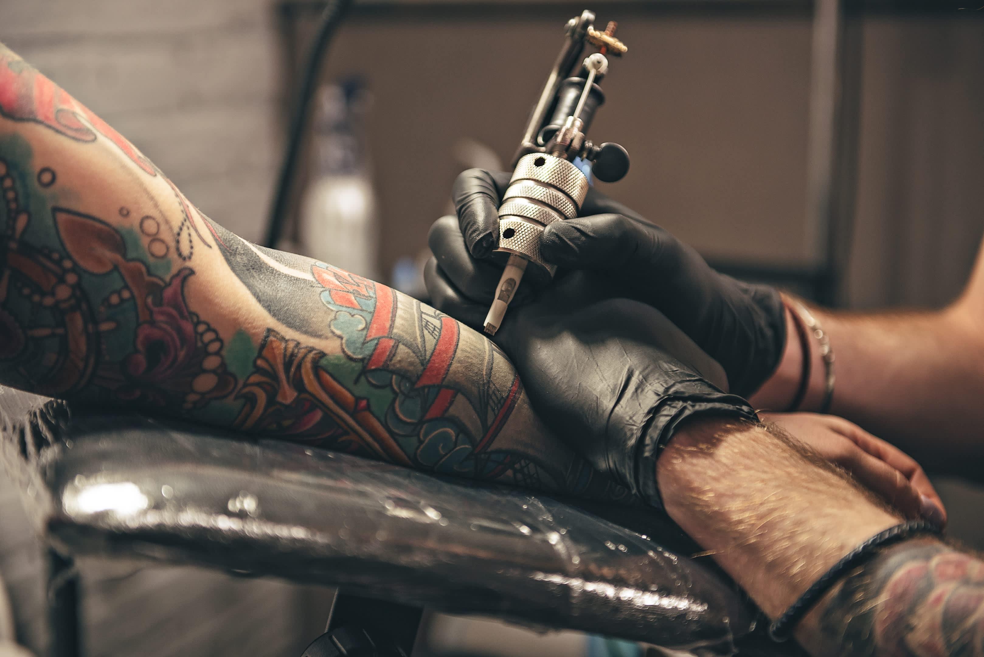 11 Beautifully Creepy Halloween Tattoo Ideas