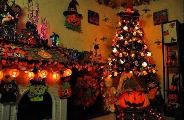 10 Spooktastic Halloween Tree Ideas