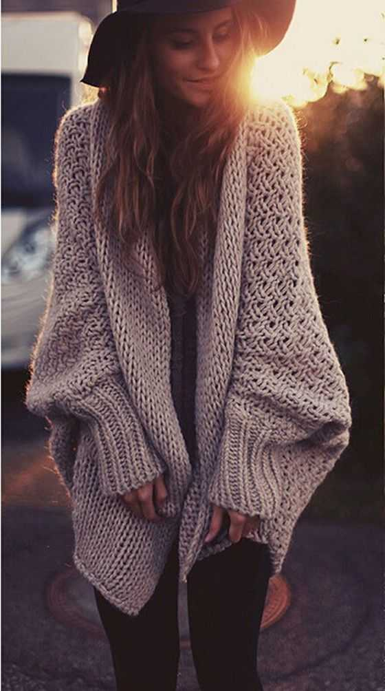 cool cardigans outfit