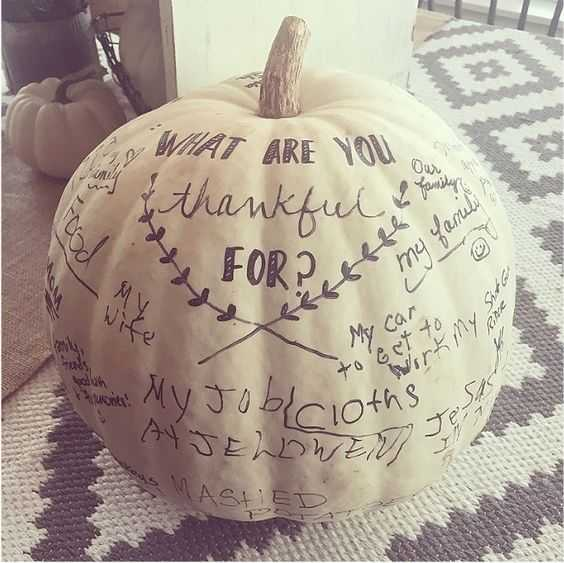 thanksgiving pumpkin