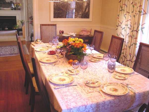 ways to tweak thanksgiving traditions