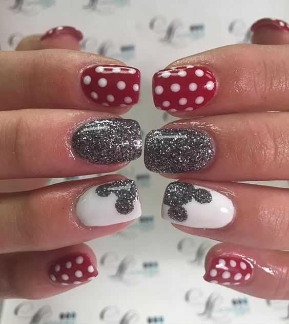 Delightful Disney Nails