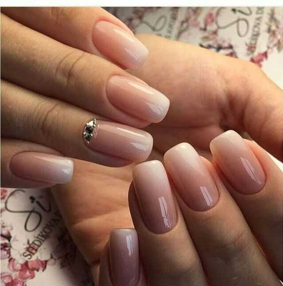 Overtly Ombre nails