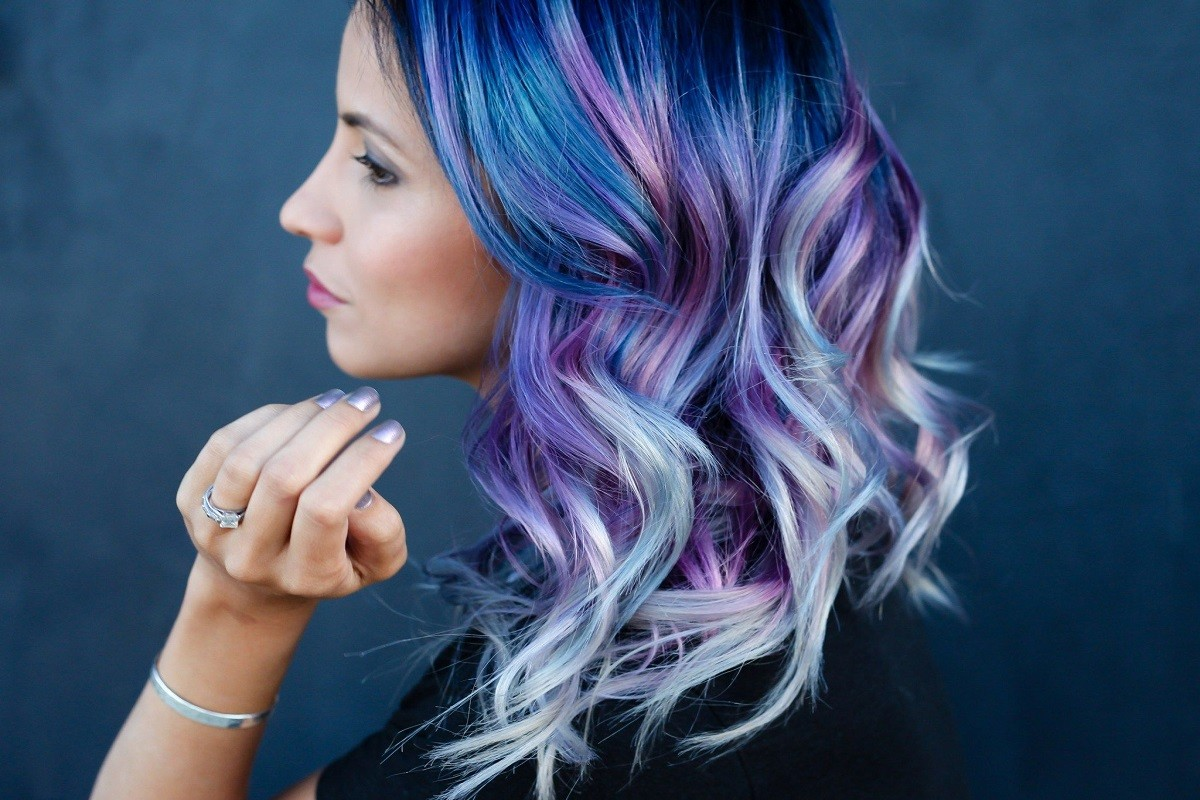 10 Unicorn Hair Photos That Will Inspire You to Dye Your Locks Today