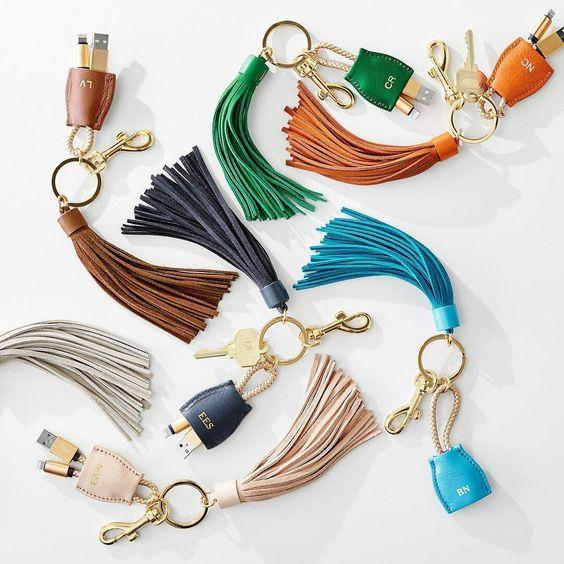 Phone Charging Keychain