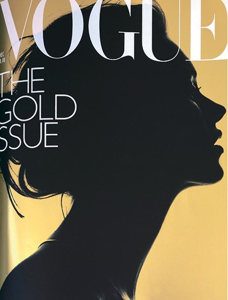 British Vogue Cover December 2000