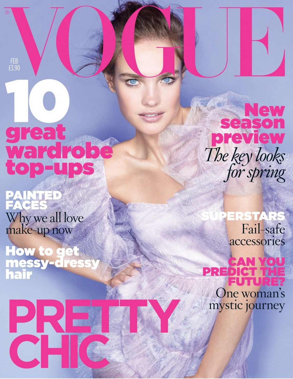 British Vogue Cover February 2010