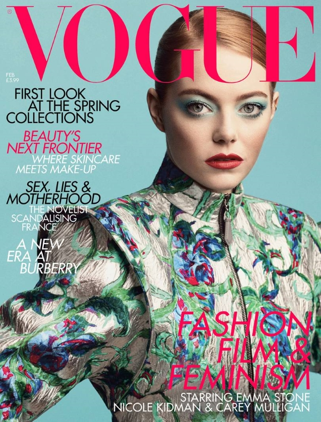 British Vogue Cover February 2019