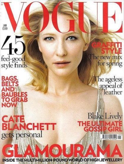 British Vogue Cover January 2009