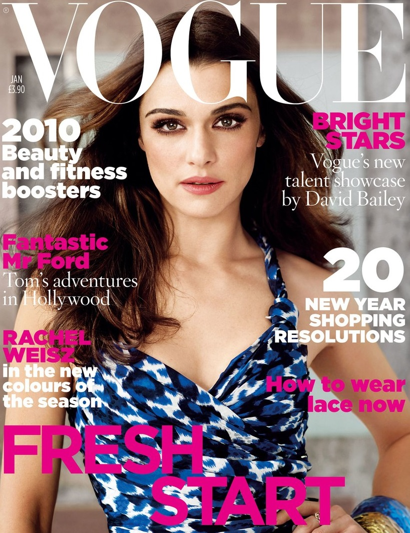 British Vogue Cover January 2010