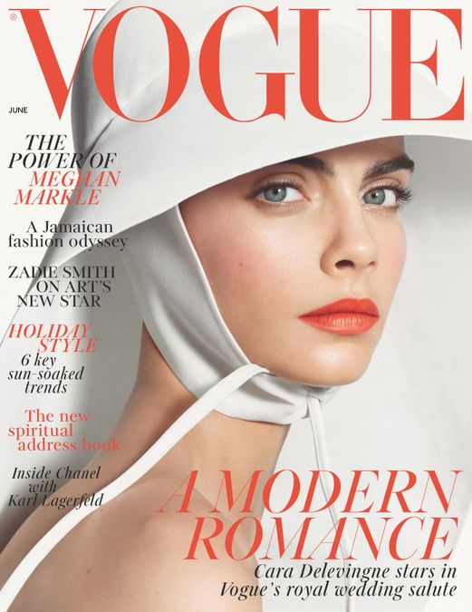 British Vogue Cover June 2018
