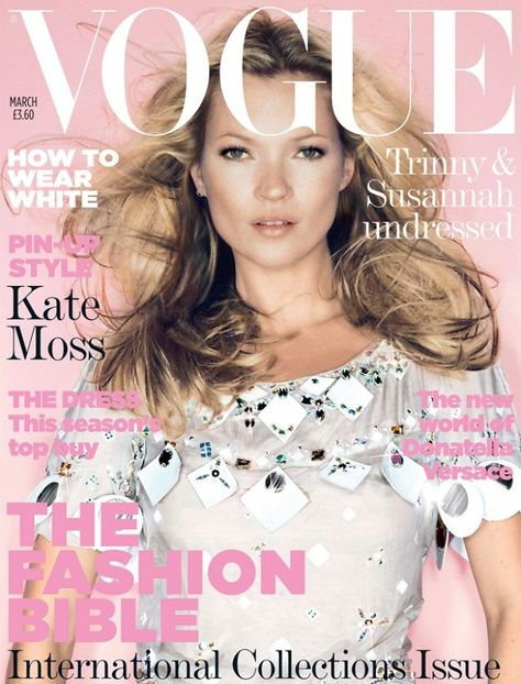 British Vogue Cover March 2006