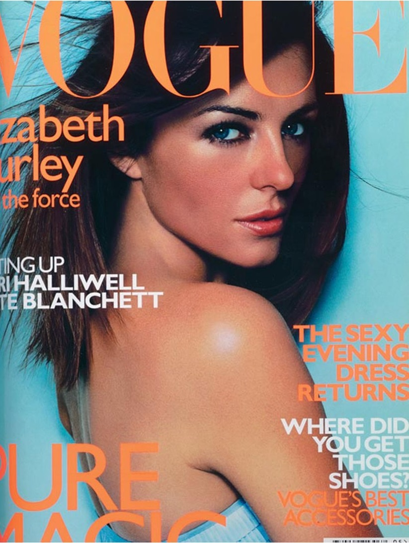 British Vogue Cover May 1999