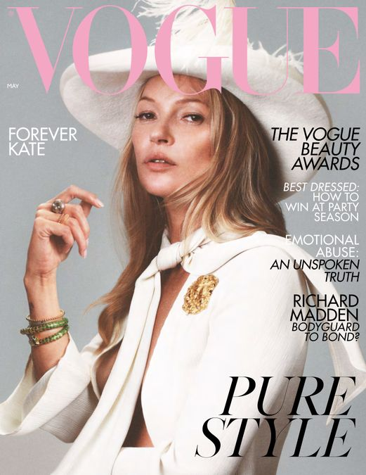 British Vogue Cover May 2019
